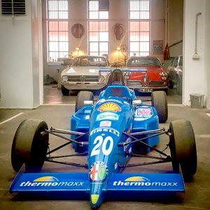 Garage für Oldtimer Darmstadt