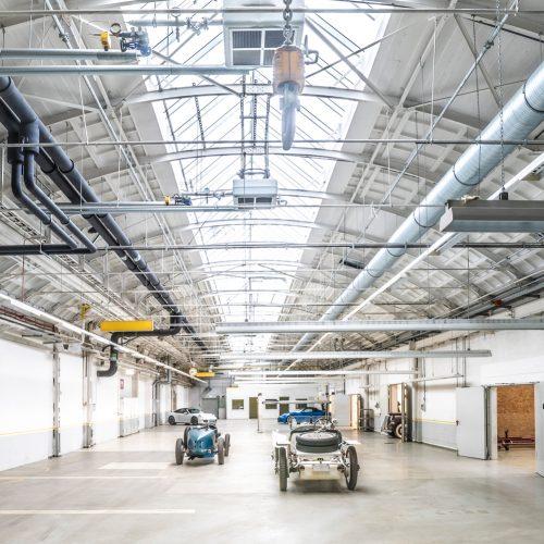 Garage für Oldtimer Rüsselsheim